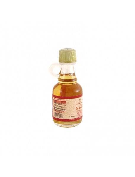 Huile d'argane alimentaire extra vierge - 40ml